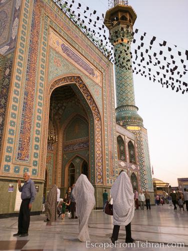 Imāmzādeh Sāleh Mausoleum, Tajrish, Tehran