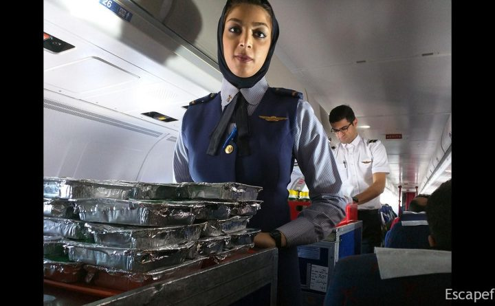 Free Airline Food – Not a Mirage in Iran