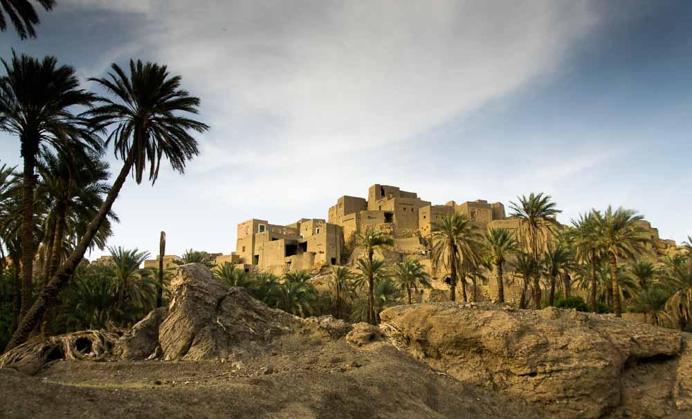 Village Of Naiband, South Khorasan Province, Iran