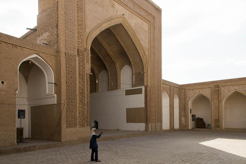 Jame Mosque Of Gonabad, Razavi Khorasan Province, Iran