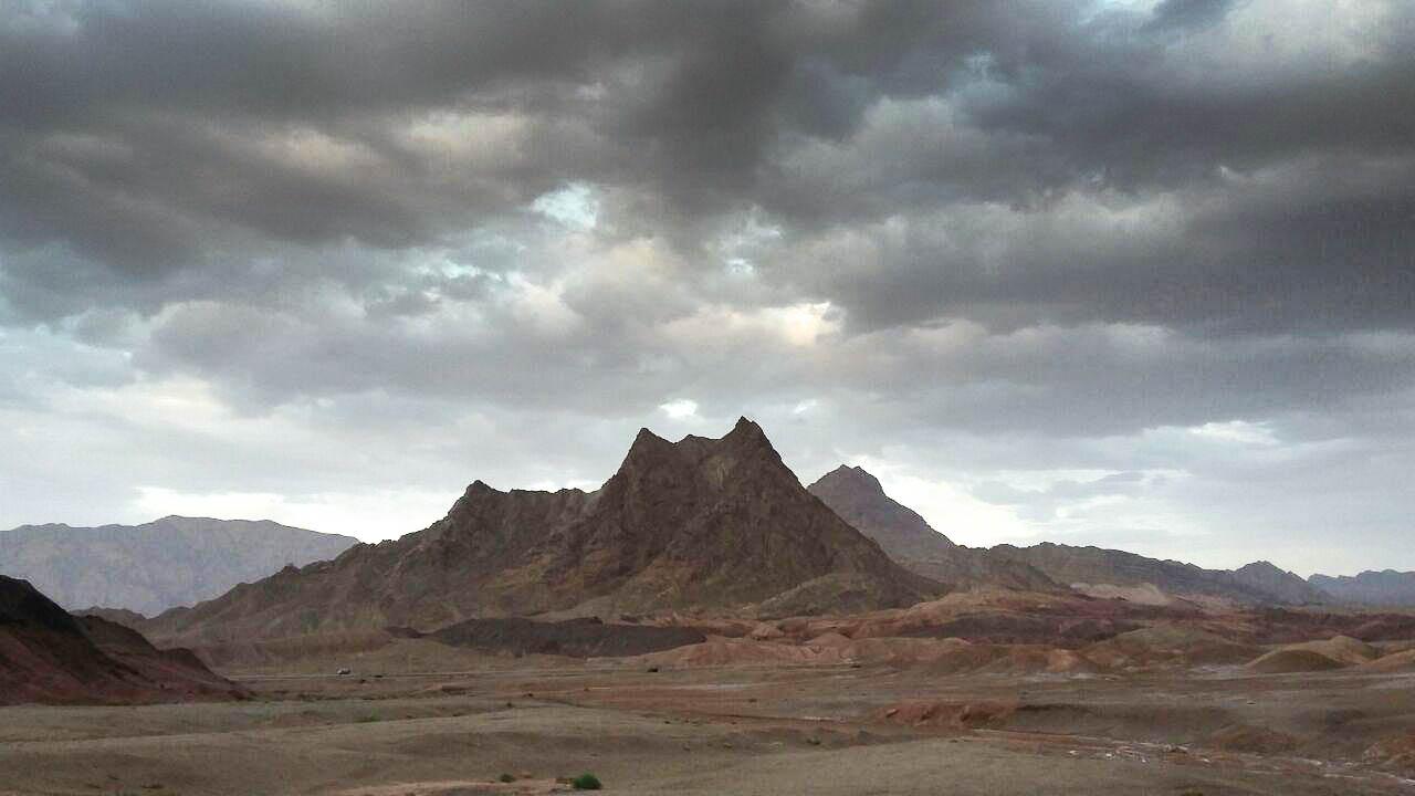 Lost Caravansarai Iran Ali Torkzadeh Com