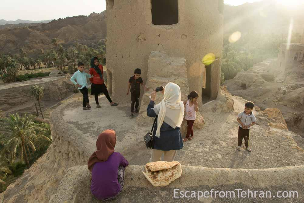 Village Of Naiband (Nayband, Nay Band), South Khorasan Province,