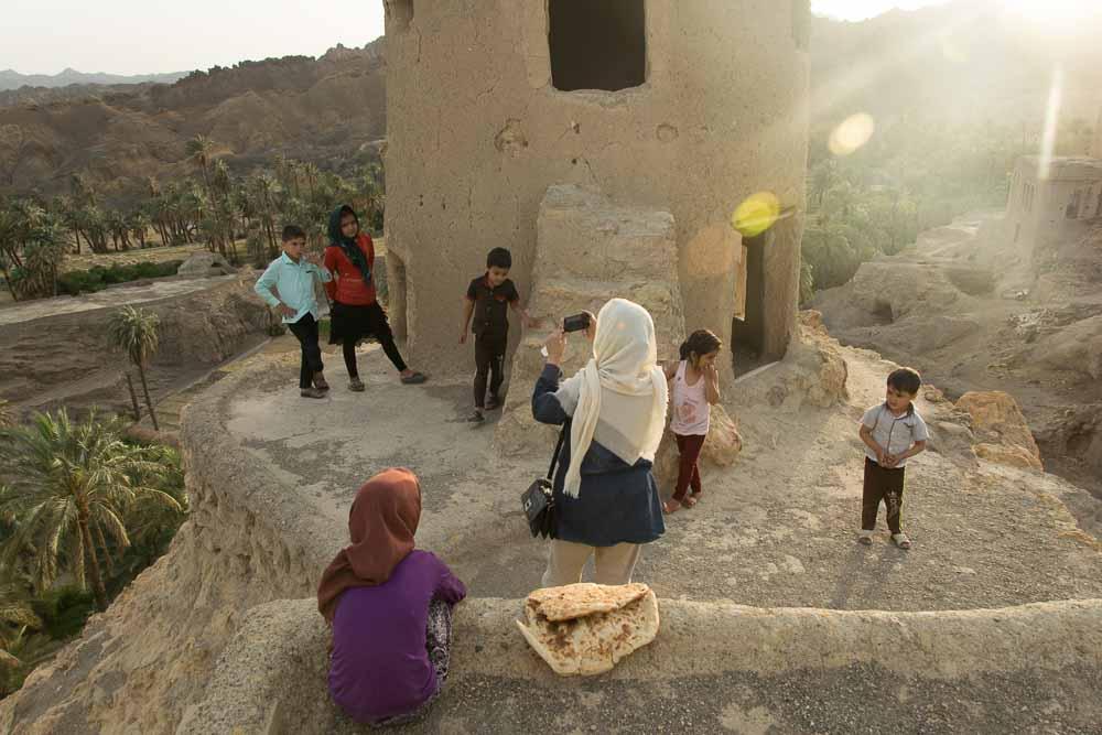Village Of Naiband (Nayband, Nay Band), South Khorasan Province,