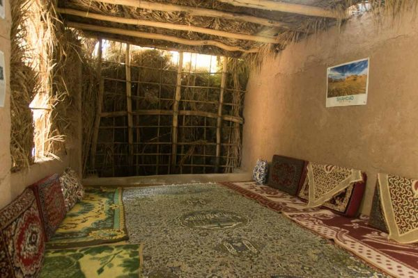 Kalout Ecolodge, Village Of Shafiabad, Dasht E Lut, Kerman Province, Iran