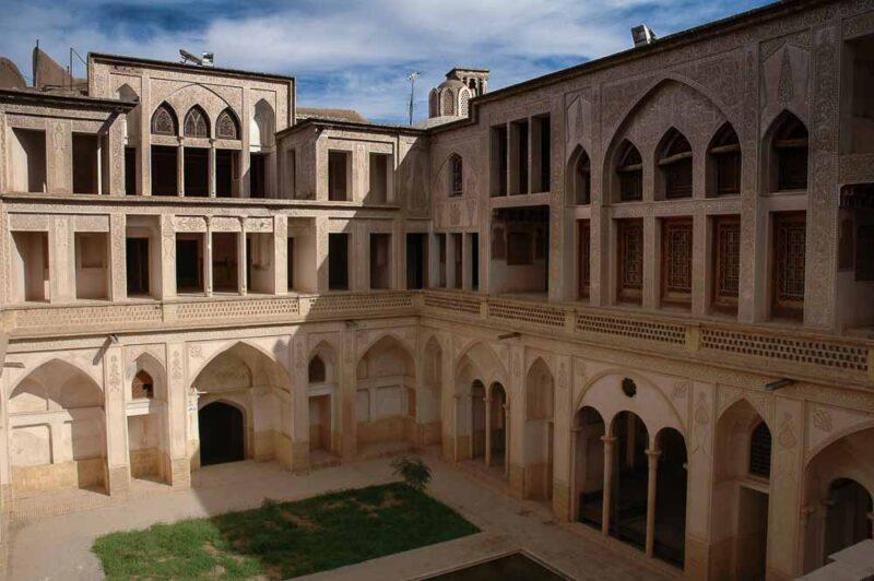 Abbasi House Kashan Iran Ali Torkzadeh Escapefromtehran Com 0427