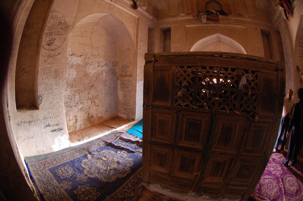Baba langar historical sites, near sabzevar, iran