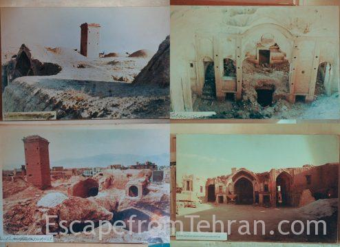 Photos of Kashan, Iran, before architectural restoration!