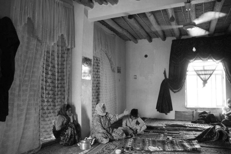 Iranian village near sabzevar northeast iran copyright ali torkzadeh escapefromtehran com 7971