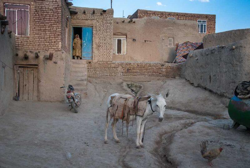 Iranian village near sabzevar northeast iran copyright ali torkzadeh escapefromtehran com 8083