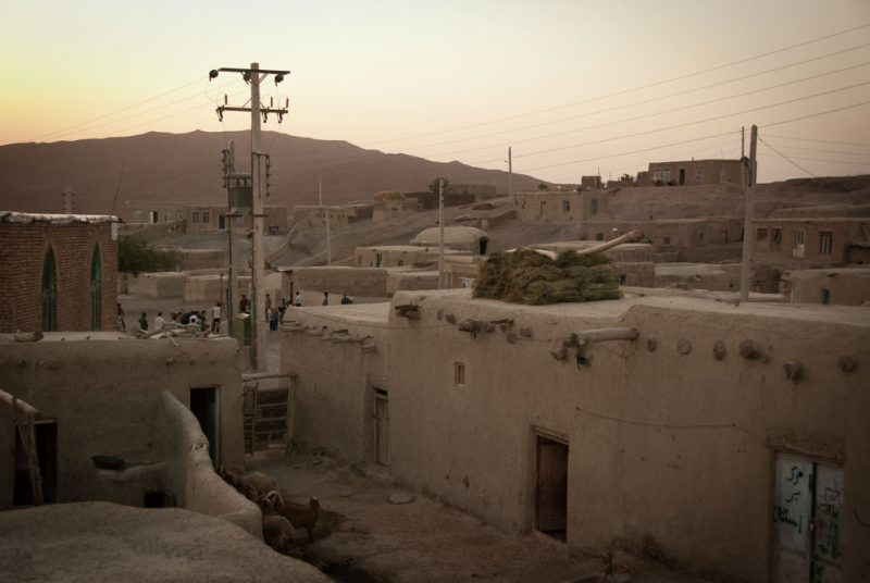 Iranian village near sabzevar northeast iran copyright ali torkzadeh escapefromtehran com 8120