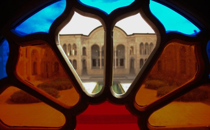 Historical sites in kashan, iran (2006)